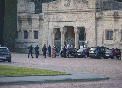 Per spostare le salme dal cimitero di Bergamo arriva l'esercito 9