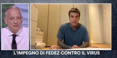"""Fedez sbotta: """"Raccolti 8 milioni per Bergamo, soldi fermi. Il ministero li sblocchi"""""""