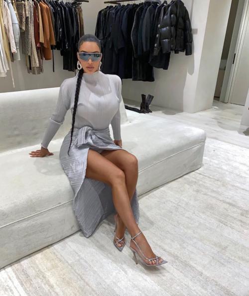 Kim Kardashian, le foto su Instagram 1