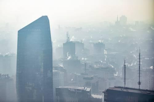 """""""Diffusione al Nord a causa dello smog"""". Ma lo studio viene smentito"""