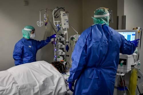 Coronavirus, è il giorno con più vittime: 627 morti in 24 ore