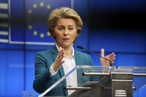 In piena emergenza coronavirus la Commissione Ue pensa a Greta