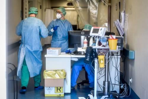 Coronavirus, in malattia 300 dipendenti dell'Asp di Crotone