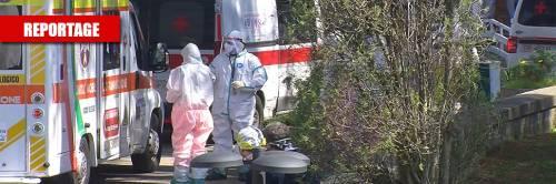 Operatori sanitari in prima linea: così combattono il virus senza protezioni