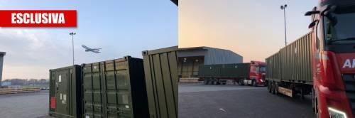 Coronavirus, è polemica: ospedale da campo inviato fuori dall'Italia