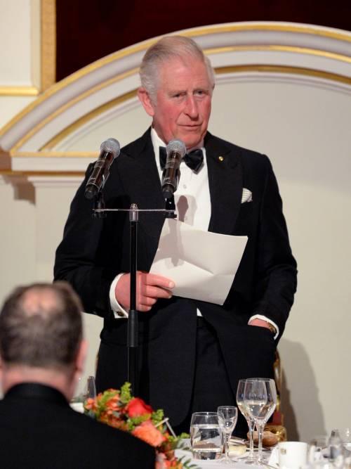 La Regina Elisabetta II e il Principe Carlo, foto 3