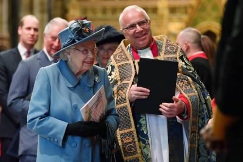 La Regina Elisabetta II e il Principe Carlo, foto 8