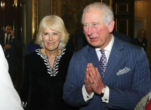 La Regina Elisabetta II e il Principe Carlo, foto 10