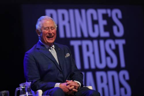 La Regina Elisabetta II e il Principe Carlo, foto 4