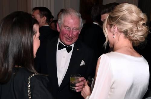 La Regina Elisabetta II e il Principe Carlo, foto 5