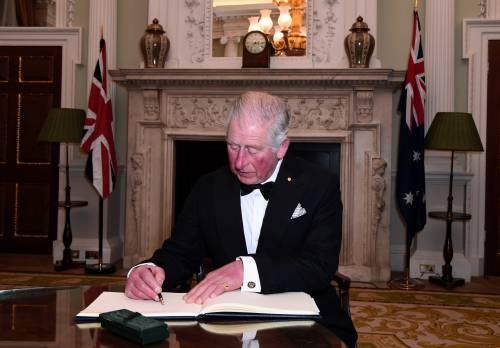 La Regina Elisabetta II e il Principe Carlo, foto 7