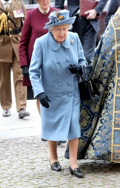 La Regina Elisabetta II e il Principe Carlo, foto 2