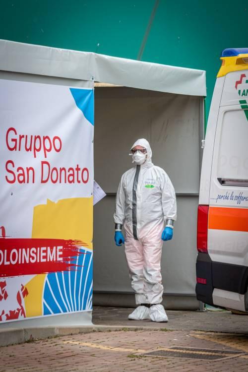 Pronta la terapia intensiva del San Raffaele nata con la raccolta fondi dei Ferragnez 5