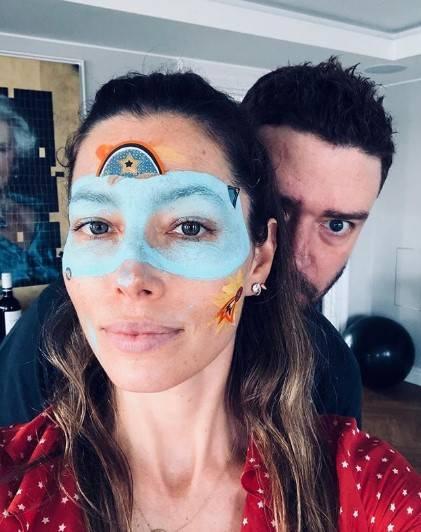 Justin Timberlake e Jessica Biel, le immagini di coppia 8
