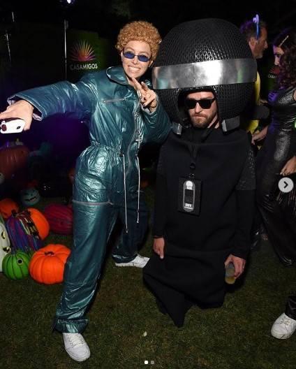 Justin Timberlake e Jessica Biel, le immagini di coppia 1