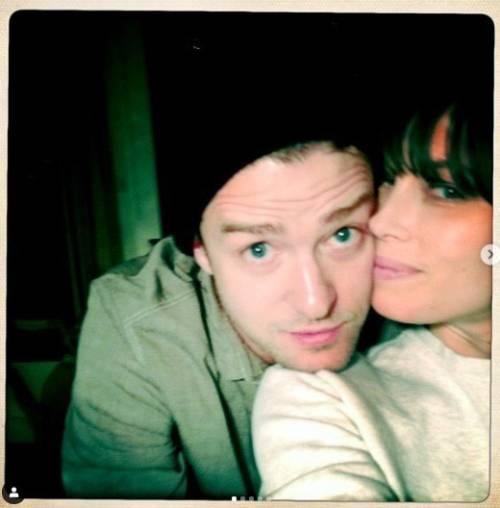 Justin Timberlake e Jessica Biel, le immagini di coppia 3