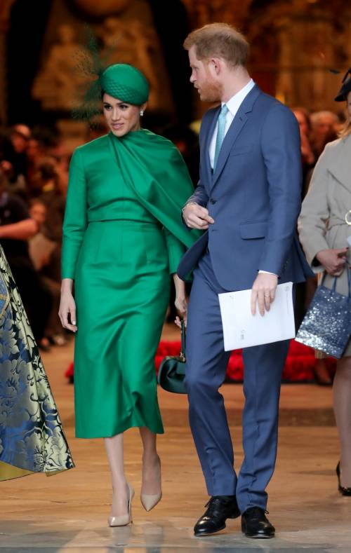 Meghan Markle e il Principe Harry in foto 3