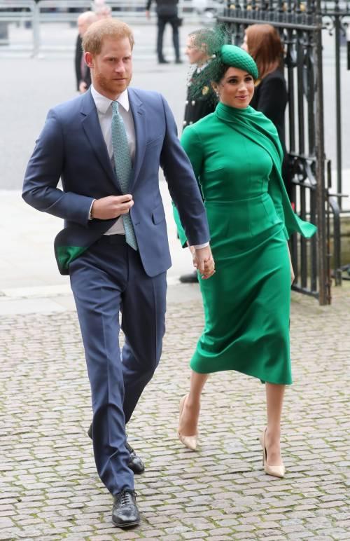 Meghan Markle e il Principe Harry in foto 5