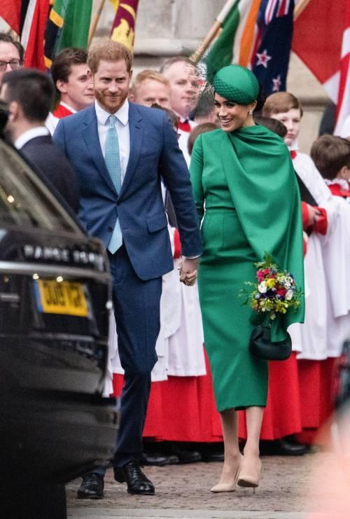 Meghan Markle e il Principe Harry in foto 1