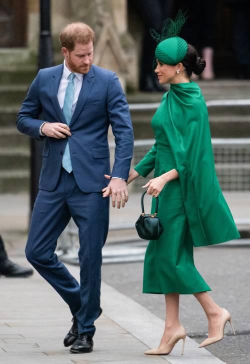Meghan Markle e il Principe Harry in foto 2