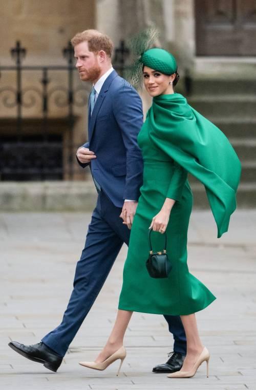Meghan Markle e il Principe Harry in foto 6