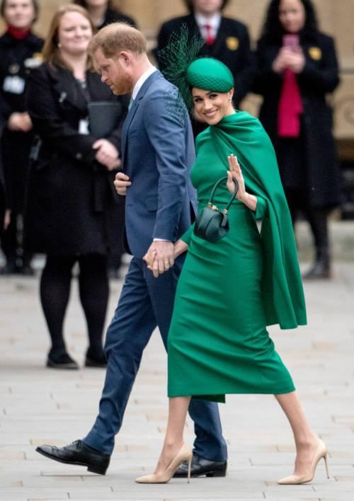Meghan Markle e il Principe Harry in foto 7