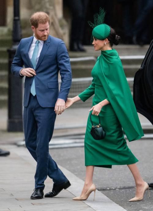 Meghan Markle e il Principe Harry in foto 8