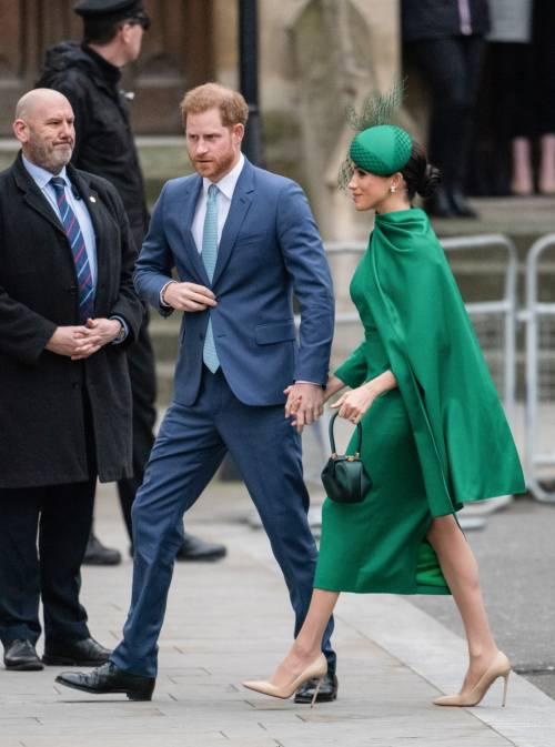 Meghan Markle e il Principe Harry in foto 9
