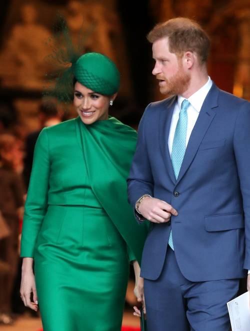 Meghan Markle e il Principe Harry in foto 10