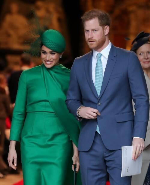 Meghan Markle e il Principe Harry in foto 11