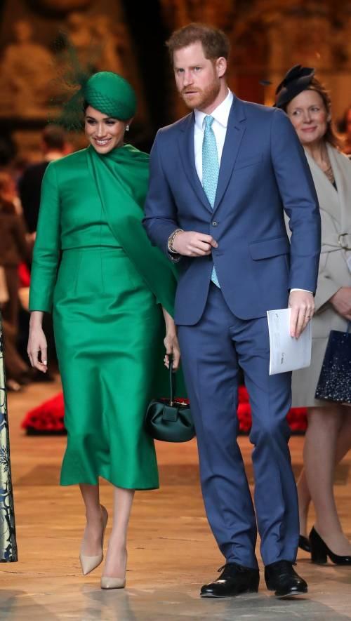 Meghan Markle e il Principe Harry in foto 12