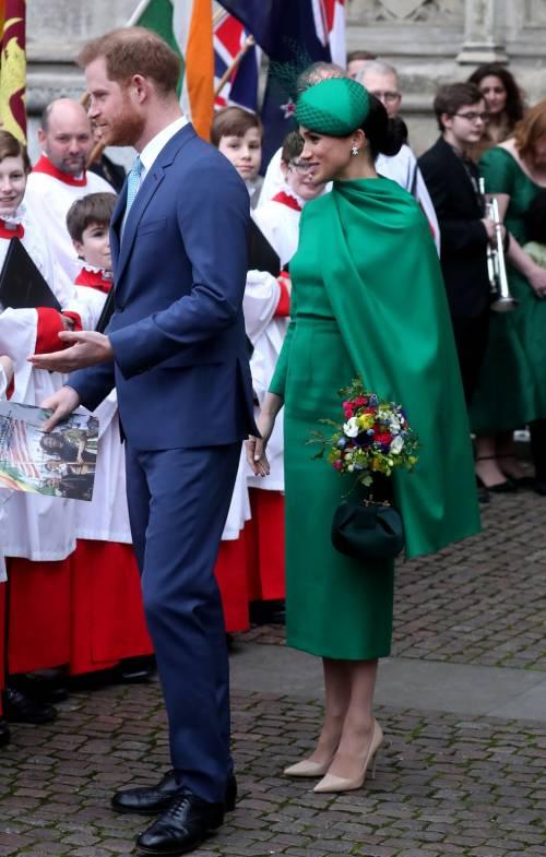 Meghan Markle e il Principe Harry in foto 13