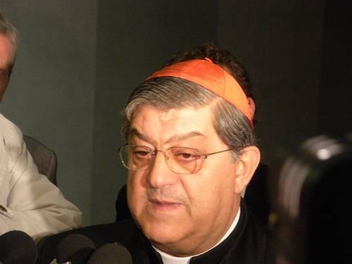 Collaboratore di Sepe positivo al Covid-19: il cardinale è in quarantena