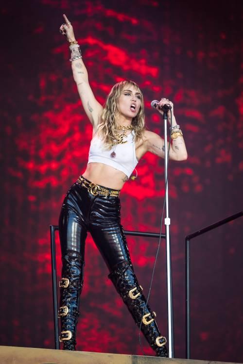 Miley Cyrus, le foto della cantante 1