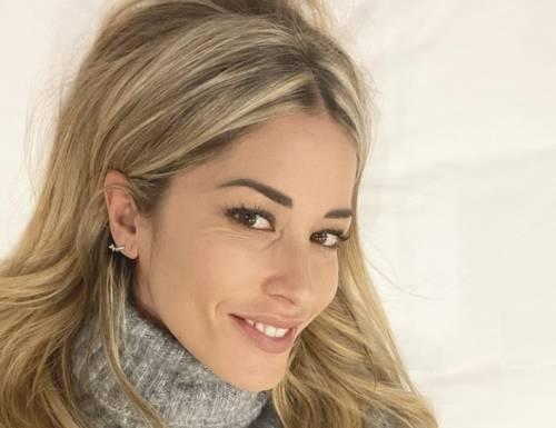 Elena Santarelli incinta del terzo figlio?