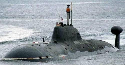 Russia, prove in mare per il primo sottomarino Super Akula