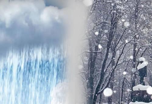 Forte maltempo sull'Italia: nubifragi al Sud e neve al Nord