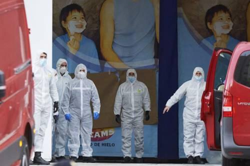 In Spagna quasi 3mila vittime: anziani lasciati tra i cadaveri