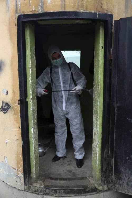 Quattro militari italiani in Afghanistan contagiati dal coronavirus