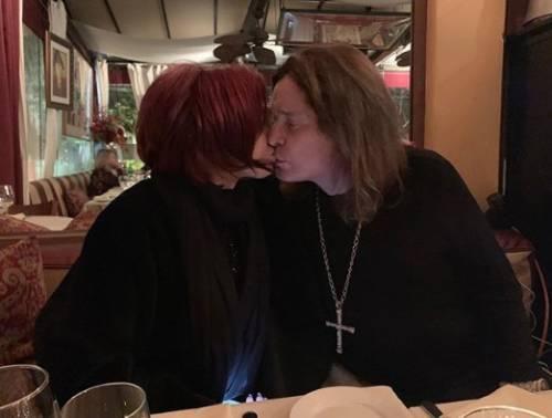 Kelly e Ozzy Osbourne 8