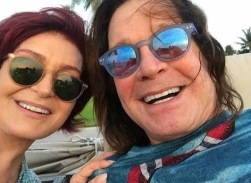 Kelly e Ozzy Osbourne 9
