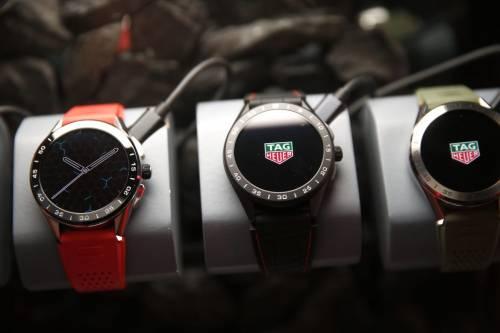 Gli smartwatch di lusso firmati TAG Heuer