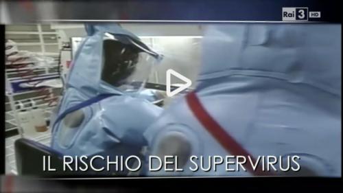 Virus, il caso del video Rai del 2015: creato in un laboratorio cinese?