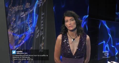 """Gf Vip, Fernanda Lessa racconta la sua vita: """"Soffrivo il bullismo perché ero povera"""""""