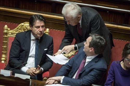 """Monti in pressing: """"Il Mes ci serve"""""""