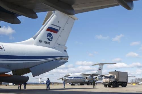 Gli aiuti dei russi all'Italia 4