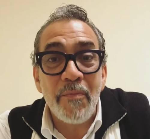 """Guillermo Mariotto: """"Ballando? Impossibile ridere e scherzare in mezzo a tanti funerali"""""""