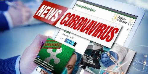 "Coronavirus, pagina Facebook Lombardia Notizie Online ottiene il ""bollino blu"""
