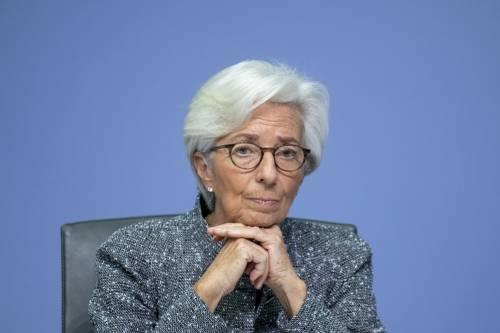 """Allarme Bce: """"Europa sull'orlo di una doppia recessione"""""""