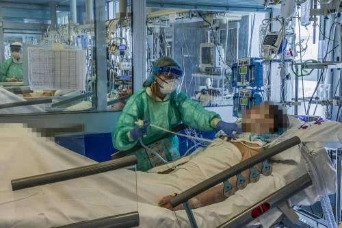 Coronavirus |  Gattinoni |   Se si attacca ai polmoni diventa letale